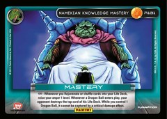 Namekian Knowledge Mastery