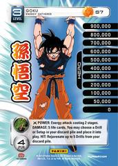 Goku - Energy Gatherer - 7 - Prism Foil