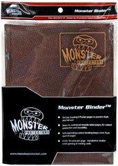 Monster Protectors 9-Pocket Binder - Dragon Scale