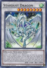 Stardust Dragon - LC5D-EN031 - Ultra Rare - 1st Edition