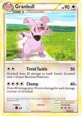 Granbull - 22/123 - Rare on Channel Fireball