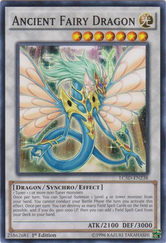 Ancient Fairy Dragon - LC5D-EN238 - Common - 1st Edition