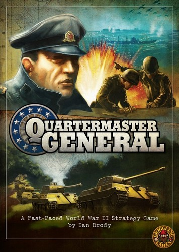Quartermaster General WW2  2nd Edition