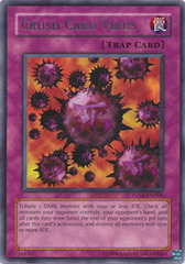 Crush Card Virus - TU01-EN006 - Rare - Promo Edition on Channel Fireball