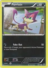 Purrloin - 56/119 - Common