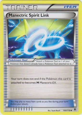 AZ 91//119 Phantom Forces Reverse Holo Mint Pokemon Card