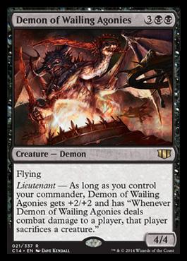 Demon of Wailing Agonies