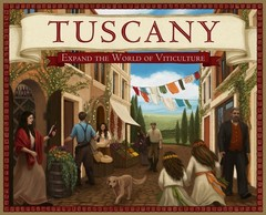 Tuscany - Expand the World of Viticulture