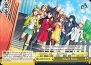 P4/EN-S01-019 CC Never More
