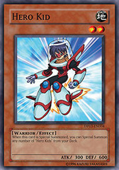 Hero Kid - DP03-EN004 - Common - 1st Edition on Channel Fireball