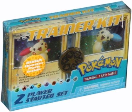 EX Trainer Kit 2 - Minun and Plusle
