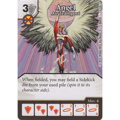 Angel - Air Transport (Die  & Card Combo)