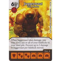 Juggernaut - Cain Marko (Die  & Card Combo)