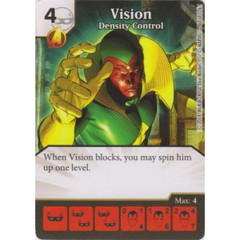Vision - Density Control (Die  & Card Combo)