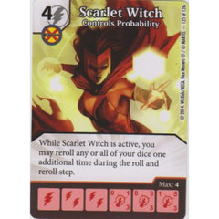 Scarlet Witch - Controls Probability (Card Only)