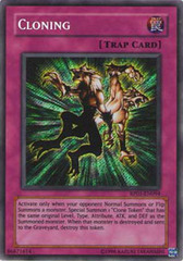 Cloning - RP01-EN094 - Secret Rare - Unlimited Edition