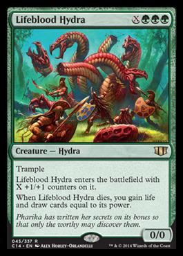 Lifeblood Hydra