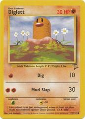Diglett - 71/130 - Common - Unlimited Edition