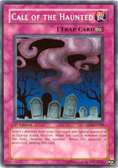 Call Of The Haunted - SD3-EN028 - Common - 1st Edition
