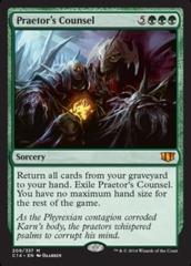 Praetor's Counsel