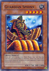 Guardian Sphinx - SD7-EN005 - Common - 1st Edition