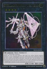 Stellarknight Triverr - NECH-EN054 - Ultimate Rare - 1st Edition
