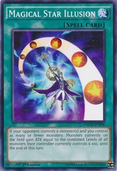 Magical Star Illusion - NECH-EN058 - Common - 1st Edition