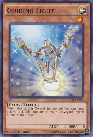 Guiding light nech en098 common 1st edition yu gi oh guiding light nech en098 common 1st edition aloadofball Image collections