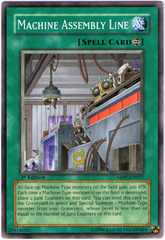 Machine Assembly Line - ABPF-EN057 - Common - 1st Edition on Channel Fireball