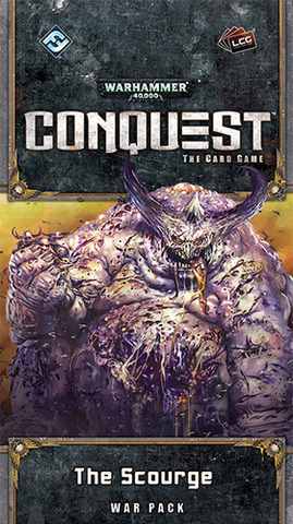 Warhammer 40,000: Conquest – The Scourge