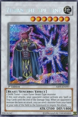 Zeman the Ape King - ABPF-EN097 - Secret Rare - 1st Edition