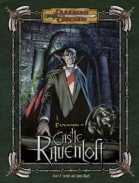 D&D 3.5 - Expedition to Castle Ravenloft