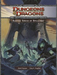 Scepter Tower of Spellgard