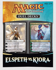 MTG Duel Decks: Elspeth vs Kiora