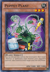 Puppet Plant - YSKR-EN022 - Common - Unlimited Edition