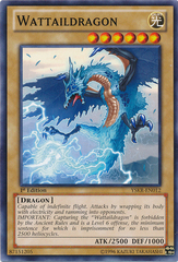 Wattaildragon - YSKR-EN012 - Common - Unlimited Edition