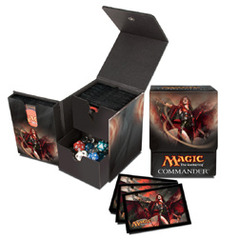Ultra Pro Command Tower Set: Kaalia Deck Box