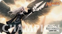 Avacyn Restored Gameday Champion Playmat (MTG)