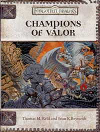 D&D 3.5 - Champions of Valor HC