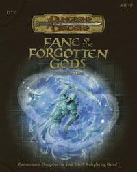 D&D Dungeon Tiles VI: Fane of the Forgotten Gods