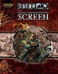 Deluxe Eberron Dungeon Masters Screen