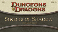 DU2 Streets of Shadow: Dungeon Tiles