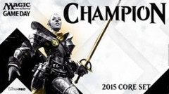 Magic 2015 Gameday Champion Playmat (MTG)