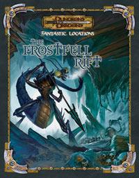 D&D 3.5 - Fantastic Locations - The Frostfell Rift 9575574