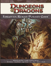 Forgotten Realms Player's Guide - Games » RPGs » Dungeons