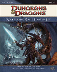 D&D Roleplaying Game Starter Set