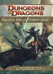 4th Edition Forgotten Realms Campaign Guide