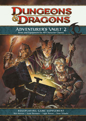 4th Edition - Adventurer's Vault 2 (Like New)