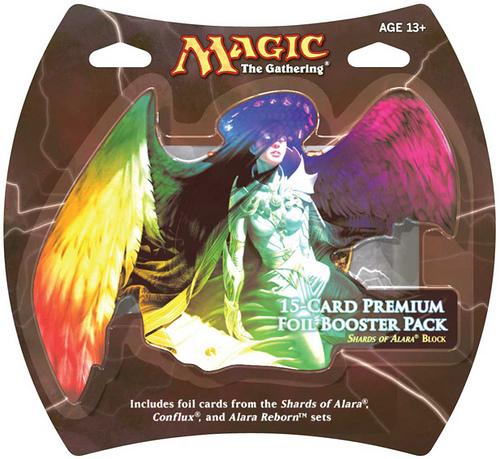Shards of Alara Block Premium Foil Booster Pack