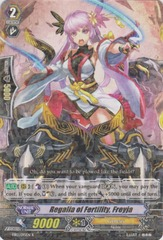Regalia of Fertility, Freyja - EB12/015EN - R on Channel Fireball